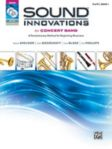 Sound Innovations for Concert Band - Book 1