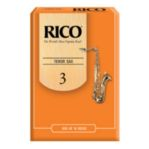 Rico Bb Tenor Sax Reeds (Box of 10)