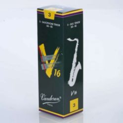 Vandoren V16 Bb Tenor Sax Reeds (Box of 5)