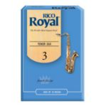Rico Royal Bb Tenor Sax Reeds (Box of 10)